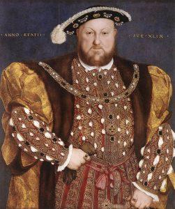 VIII. Henrik asztrológiai elemzése