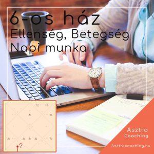 Védikus asztrológia - 6-os ház